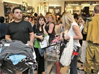 קניות / צלם: תמר מצפי